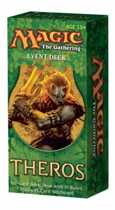 Magic the Gathering Theros Event Deck Inspiring Heroics