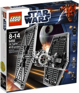 LEGO Star Wars Set #9492 TIE Fighter