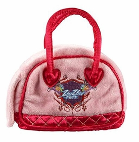 Zhu Zhu Pets Accessory Deluxe Pet Carrier Pink with Zhu Zhu Logo