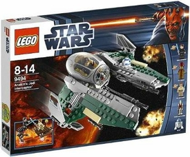 LEGO Star Wars Exclusive Set #9494 Anakin's Jedi Interceptor