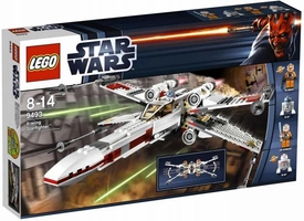 LEGO Star Wars Set #9493 X-Wing Starfighter