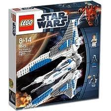 LEGO Star Wars Set #9525 Pre Vizsla's Mandalorian Fighter