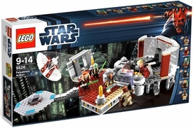 LEGO Star Wars Exclusive Set #9526 Palpatine's Arrest