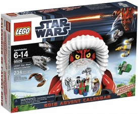 LEGO Star Wars Set #9509 2012 Advent Calendar