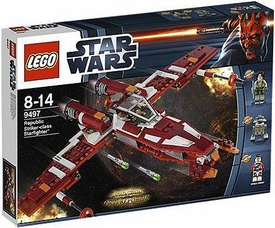 LEGO Star Wars Set #9497 Republic Striker-Class Starfighter