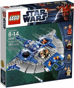 LEGO Star Wars Set #9499 Gungan Sub