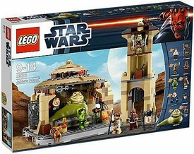 LEGO Star Wars Set #9516 Jabba's Palace