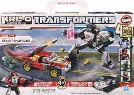 Kre-O Transformers Street Showdown