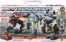 Kre-O Transformers Battle for Energon Set