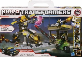 Kre-O Transformers Stealth Bumble Bee
