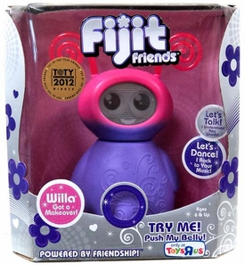 Fijit Friends Exclusive Interactive Toy Fancy Edition Willa [Purple]
