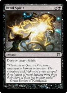 Magic the Gathering Champions of Kamigawa Single Card Common #141 Rend Spirit
