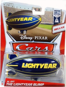 Disney / Pixar CARS Movie 1:55 Die Cast Car Al Oft The Lighyear Blimp [Piston Cup 9/18]