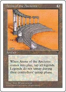 Magic the Gathering Chronicles Single Card Rare Arena of the Ancients