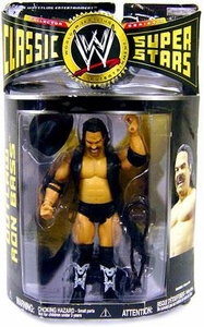 WWE Wrestling Classic Superstars Series 15 Action Figure Outlaw Ron Bass [Chase Piece]