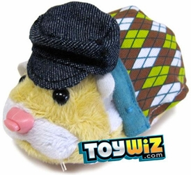 Zhu Zhu Pets Series 2 Hamster Outfit Argyle Sweater & Hat [Hamster NOT Included!]