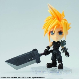 Final FantasyTrading Arts Kai Mini Figure Cloud  [FFvii Ver] Pre-Order ships April