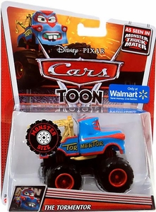 Disney / Pixar CARS TOON Exclusive 1:55 Die Cast Car Monster Size Vehicle The Tormentor