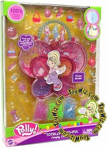 Polly Pocket Totally Bead-iful Jewelry Kit Playset Simply Charming BLOWOUT SALE!