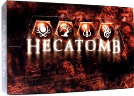 Hecatomb Trading Card Game Premiere Booster Box [24 Packs] BLOWOUT SALE!