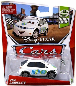 Disney / Pixar CARS Movie 1:55 Die Cast Car Erik Laneley [WGP 9/17]