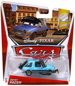 Disney / Pixar CARS Movie 1:55 Die Cast Car Petey Pacer [Lemons 4/7]