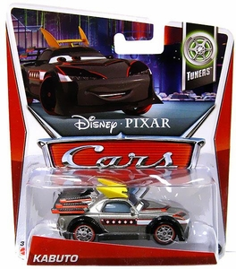 Disney / Pixar CARS Movie 1:55 Die Cast Car Kabuto  [Tuners 2/10]