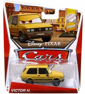 Disney / Pixar CARS Movie 1:55 Die Cast Car Victor H. [Lemons 3/7]