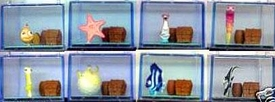 Finding Nemo Set of 8 Miniature PVC Figures