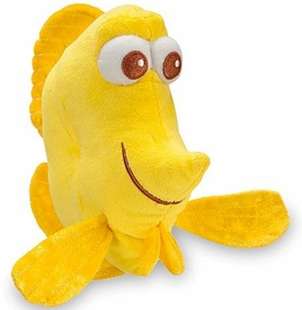Disney Exclusive Finding Nemo 7 Inch Mini Plush Figure Bubbles