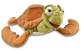 Disney Exclusive Finding Nemo 20 Inch Deluxe Plush Figure Crush