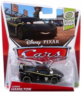 Disney / Pixar CARS Movie 1:55 Die Cast Car Lewis Hamilton [WGP 11/17]