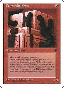 Magic the Gathering Chronicles Single Card Uncommon Primordial Ooze