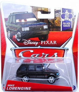 Disney / Pixar CARS Movie 1:55 Die Cast Car Mike Lorengine [Palace Chaos 2/9]