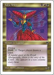 Magic the Gathering Chronicles Single Card Rare Xira Arien