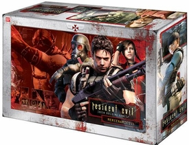 Resident Evil Deck Building Card Game Mercenaries
