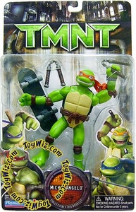 Teenage Mutant Ninja Turtles TMNT Movie Action Figure Michelangelo