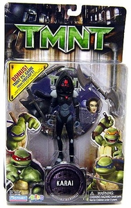 Teenage Mutant Ninja Turtles TMNT Movie Action Figure Karai