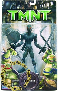 Teenage Mutant Ninja Turtles TMNT Movie Action Figure Foot Clan Ninja