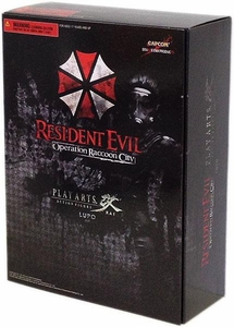 Resident Evil Play Arts Kai 9 Inch Action Figure Karena