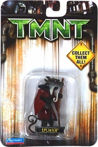 Teenage Mutant Ninja Turtles Movie Mini Figure Splinter