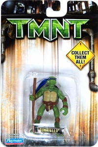 Teenage Mutant Ninja Turtles Movie Mini Figure Donatello