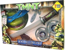 Teenage Mutant Ninja Turtles TMNT Movie Roleplay Ninja Action Gear Leonardo