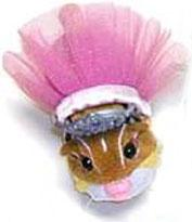 Zhu Zhu Pets Series 1 Hamster Outfit Ballerina [Hamster NOT Included!]