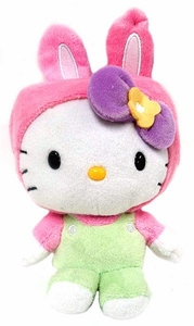 Hello Kitty Easter Plush Pink Bunny Ears