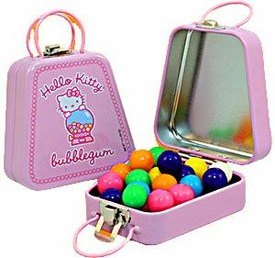 Hello Kitty Candy Tin Bubblegum