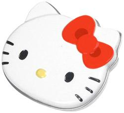 Hello Kitty Candy Tin Sours Cherry [Red Bow]