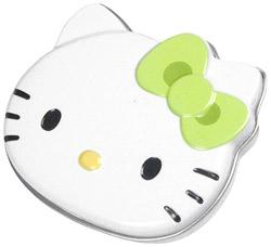 Hello Kitty Candy Tin Sours Apple [Green Bow]