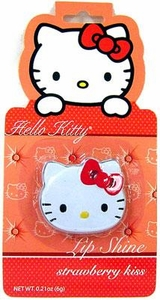 Hello Kitty Candy Flavored Lip Shine Strawberry Kiss