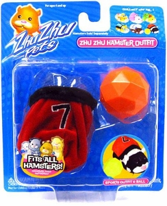 Zhu Zhu Pets Series 1 Hamster Outfit Soccer [Hamster NOT Included!]